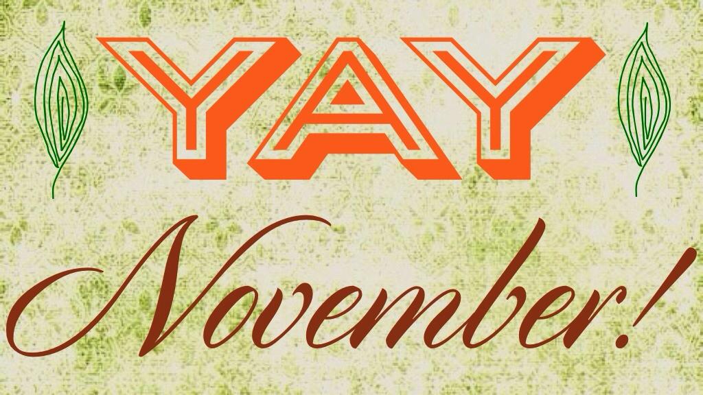 Celebrating November! www.mytributejournal.com