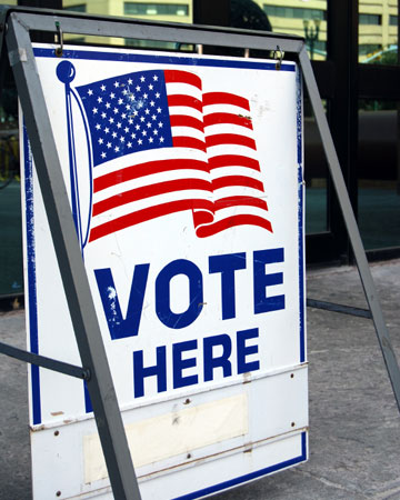 Our right to vote is a privilege! www.mytributejournal.com