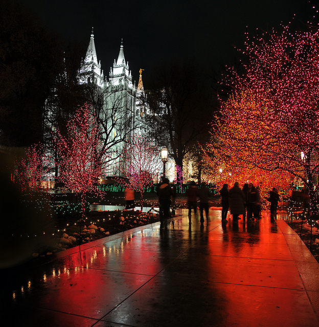 Christmas at Temple Square! www.mytributejournal.com