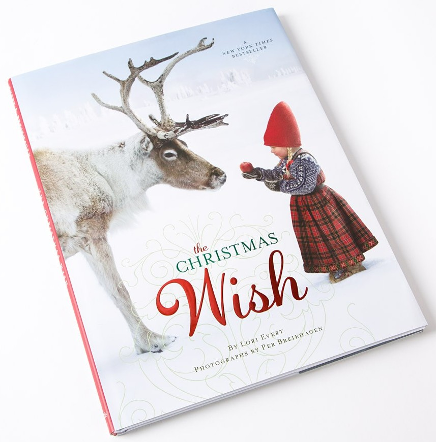 """""""The Christmas Wish"""" by Lori Evert www.mytributejournal.com"""