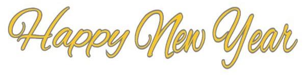 Happy New Year! www.mytributejournal.com