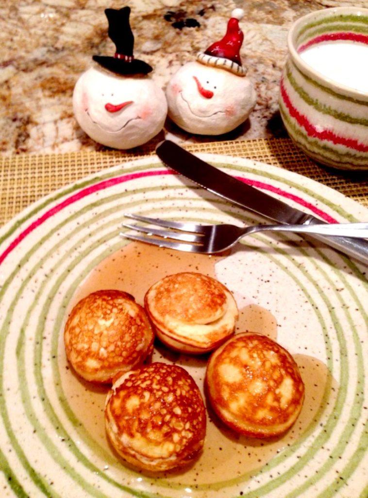 Ebelskiver Recipe! www.mytributejournal.com