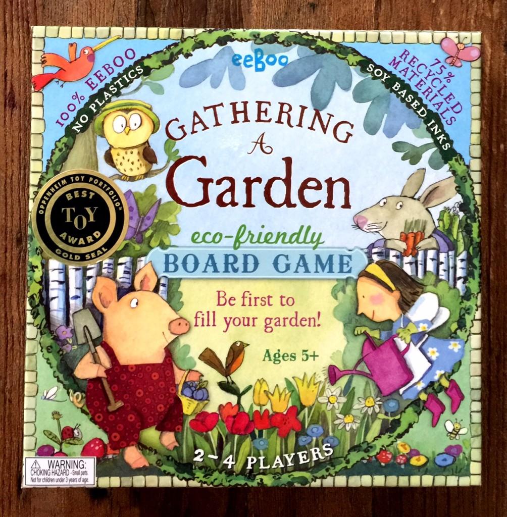Garden Game by Eeboo. www.mytributejournal.com