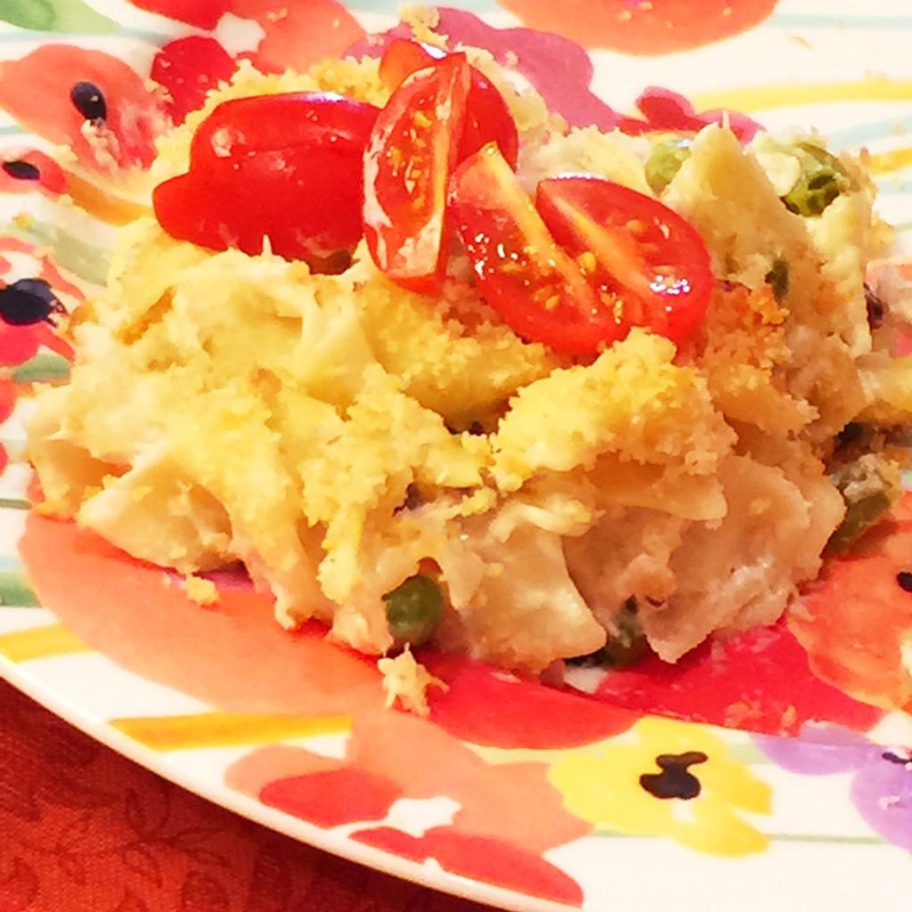 Tuna Casserole www.mytributejournal.com