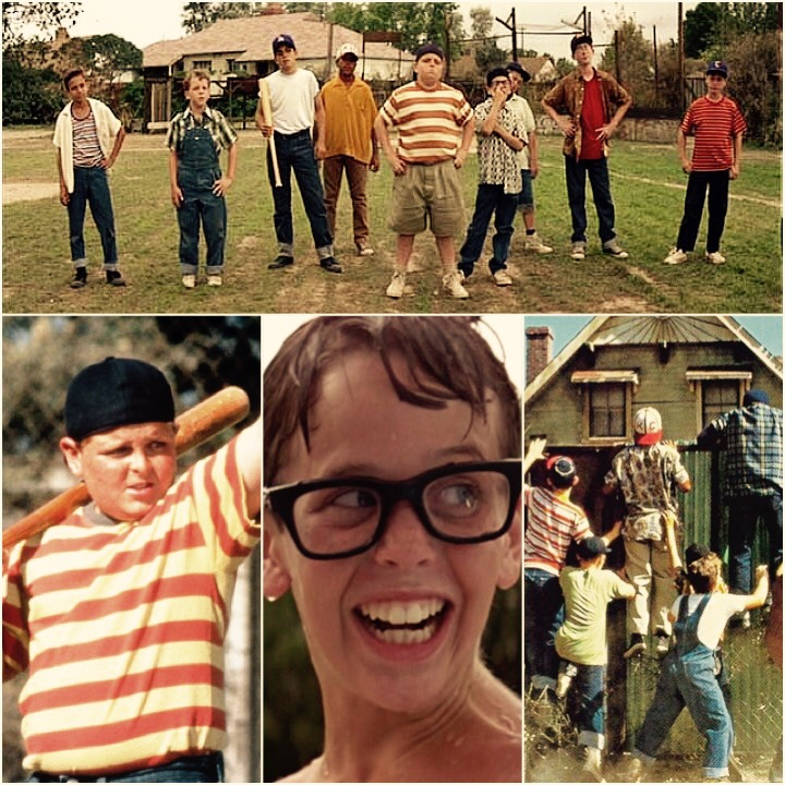 """Scenes from the movie """"The Sandlot""""! www.mytributejournal.com"""