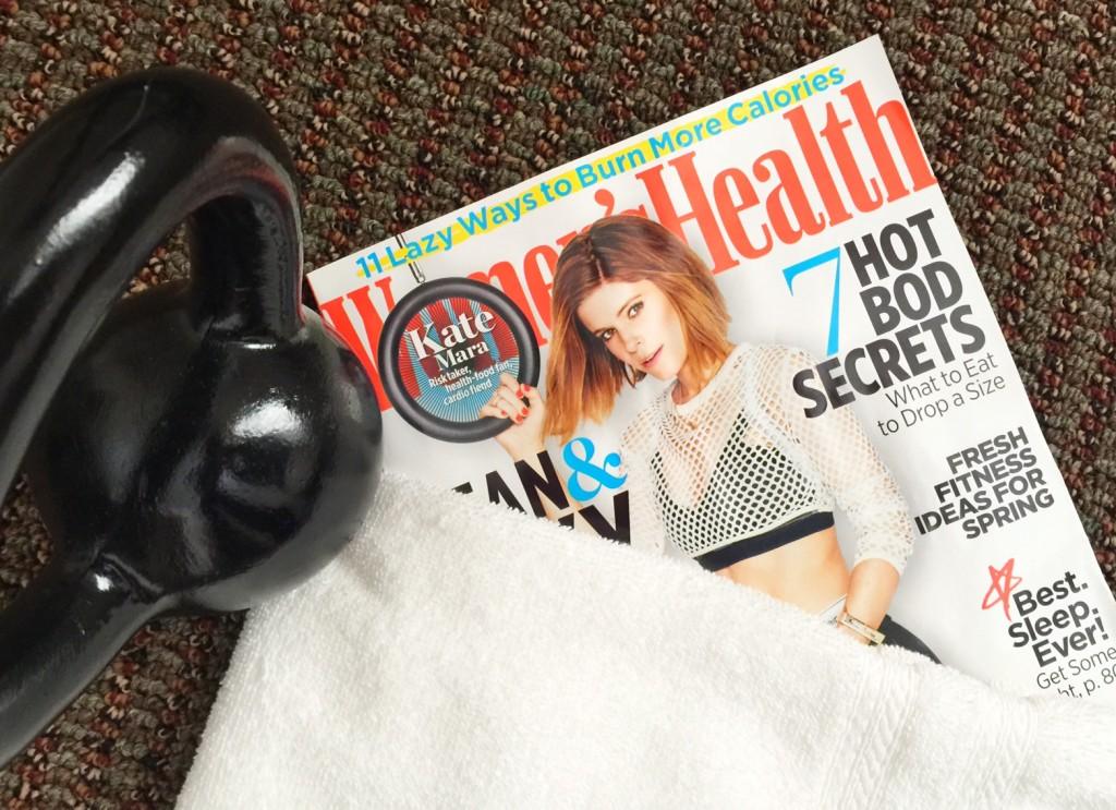 Women's Health magazine www.mytributejournal.com