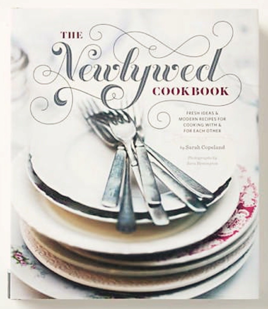 The Newlywed Cookbook!  www.mytributejournal.com
