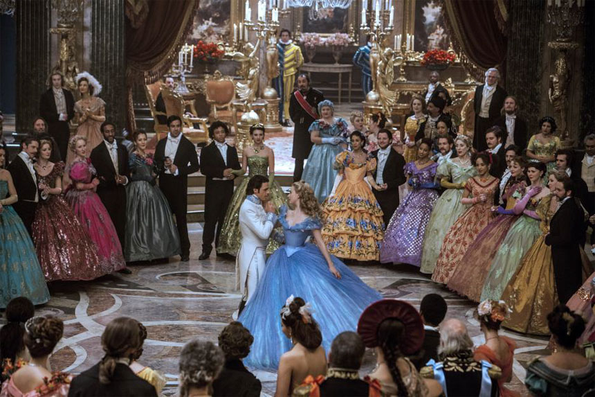 A Funny, Unfiletered Cinderella Movie Review!  www.mytributejournal.com