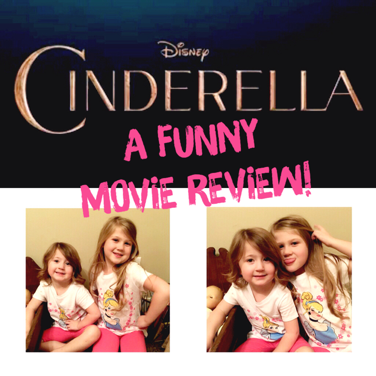 A Funny, Unfiltered Cinderella Movie Review!