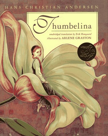 Thumbelina, a fairy tale classic. www.mytributejournal.com