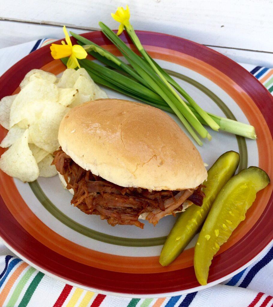 BBQ Pork Sandwich!  www.mytributejournal.com