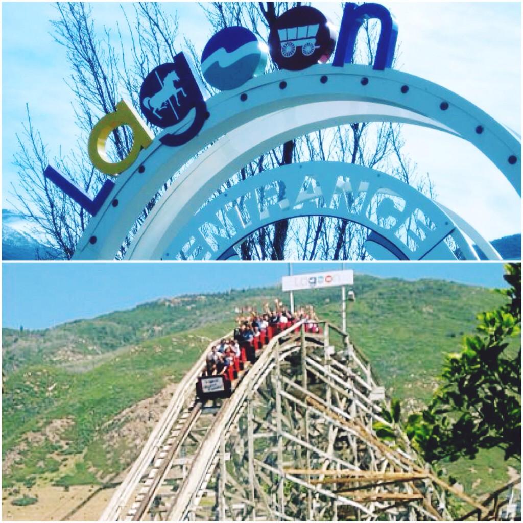 Lagoon Amusement Park! www.mytributejournal.com