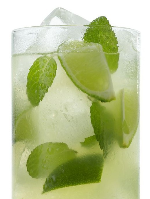 Mint Limeade at Vinto's. www.mytributejournal.com