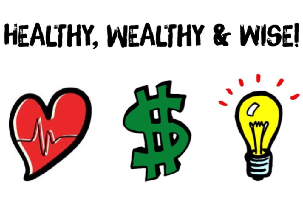 Healthy, Wealthy and Wise! www.mytributejournal.com