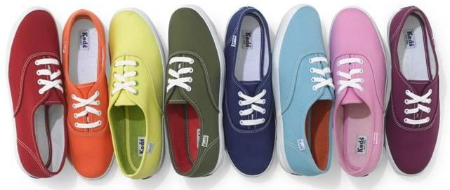Colorful Keds! www.mytributejournal.com