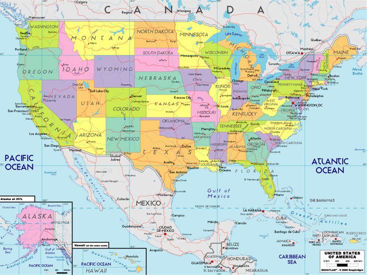 usa-politcal-map