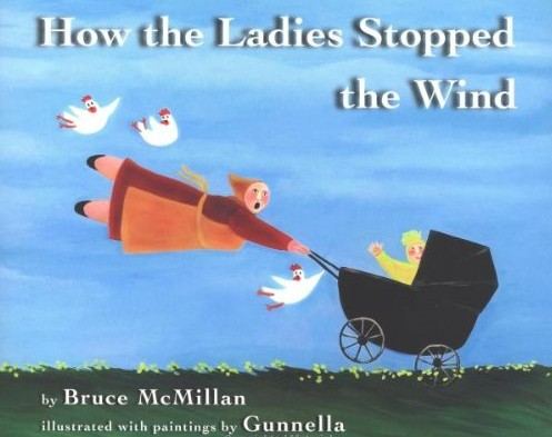 Children's books. (How The Ladies Stopped The Wind!) www.mytributejournal.com