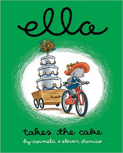 Children's books. (Ella Takes The Cake!) www.mytributejournal.com