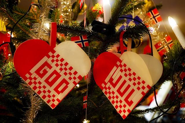 Celebrating Christmas in Norway!