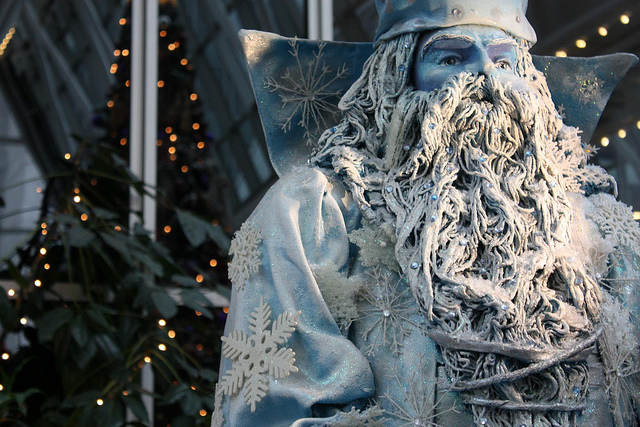 Father Frost!