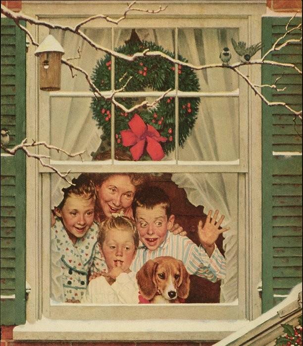 Welcoming Christmas!