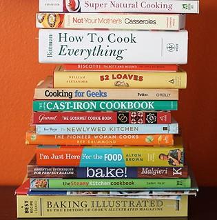 The Big Cookbook Challenge!