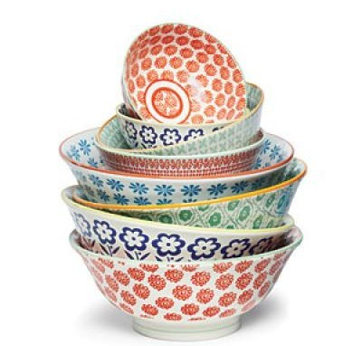Anthropologie bowls.