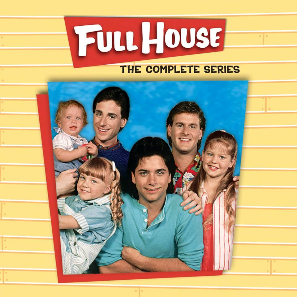 Full House TV Series.