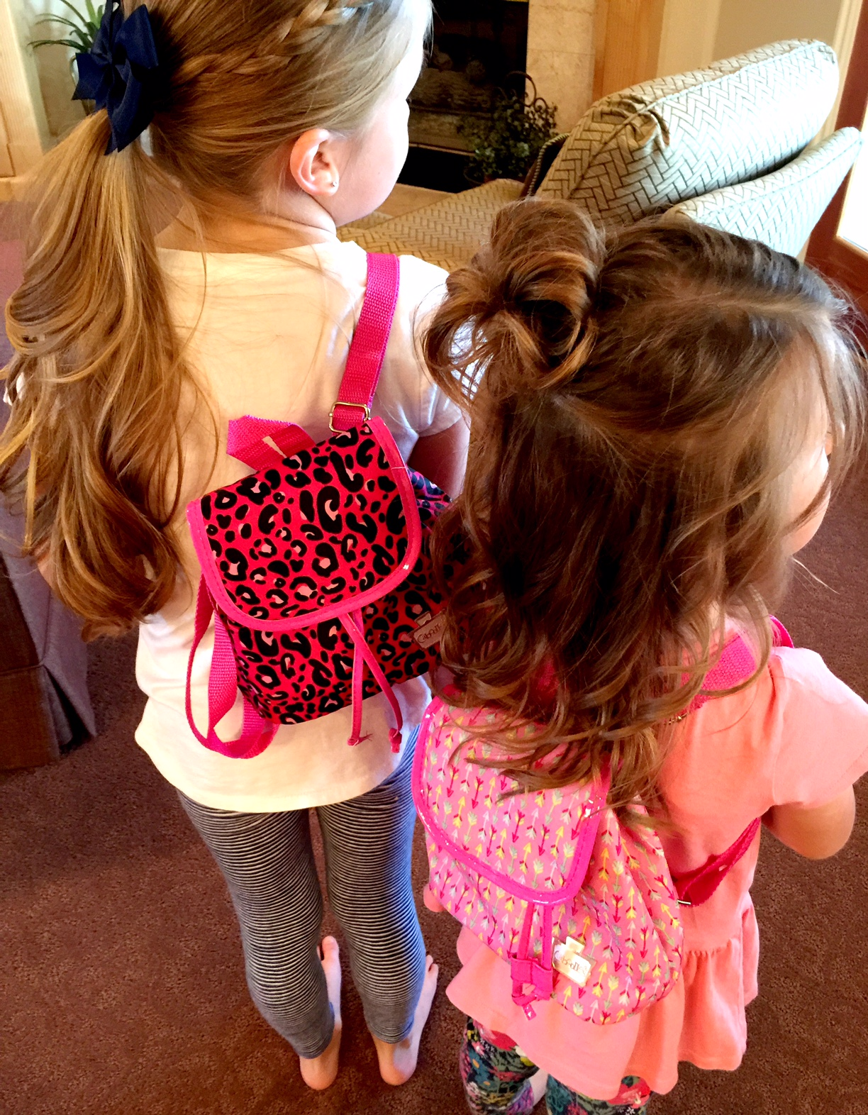 A Few More Of Grandma's Favorite Things...Caboodle backpacks.