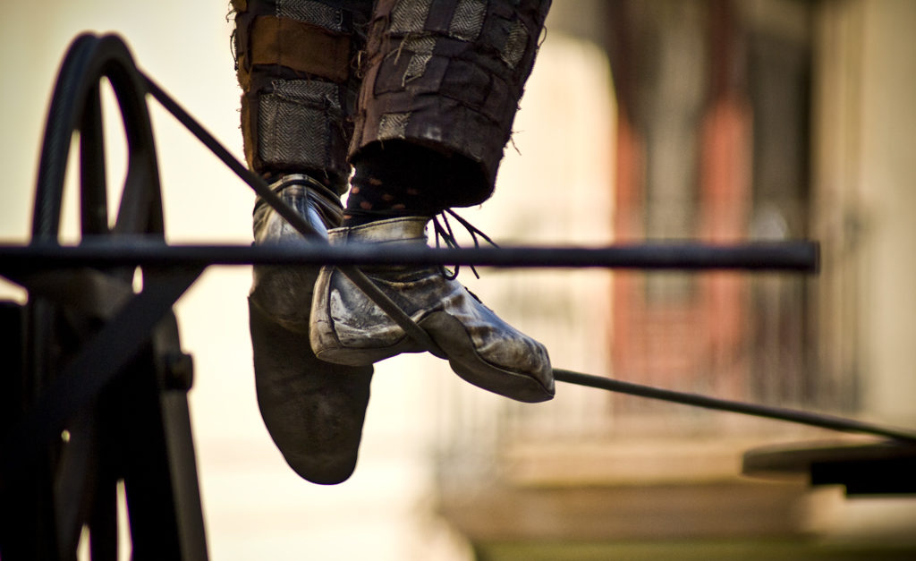 Balancing Life!