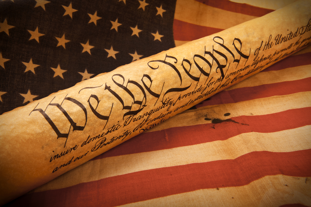 The Constitution. A More Perfect Union!