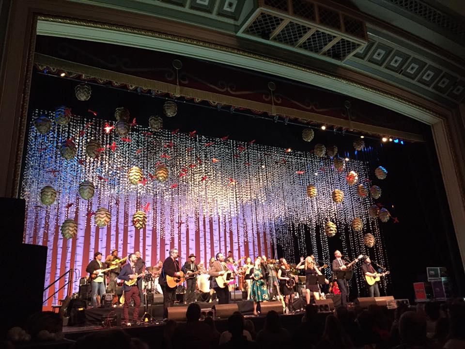 Lower Lights concert at Kingsbury Hall