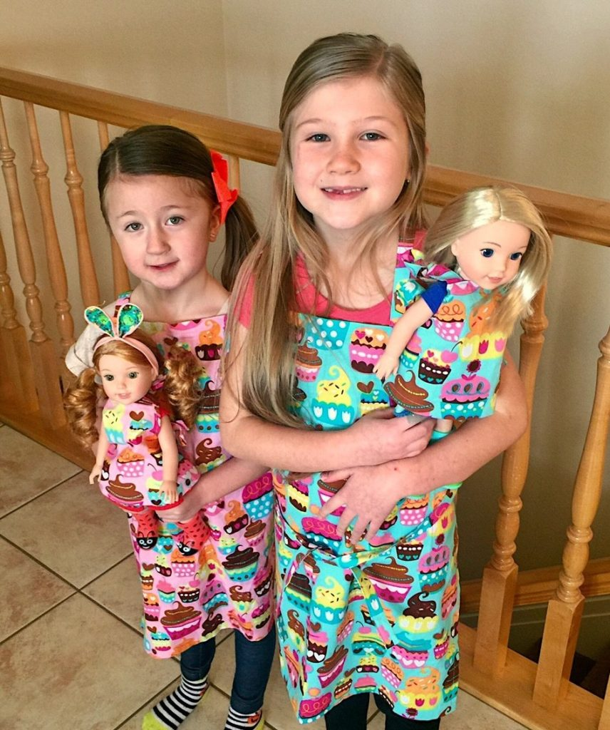 """American Girl dolls. """"Lets Party!"""""""