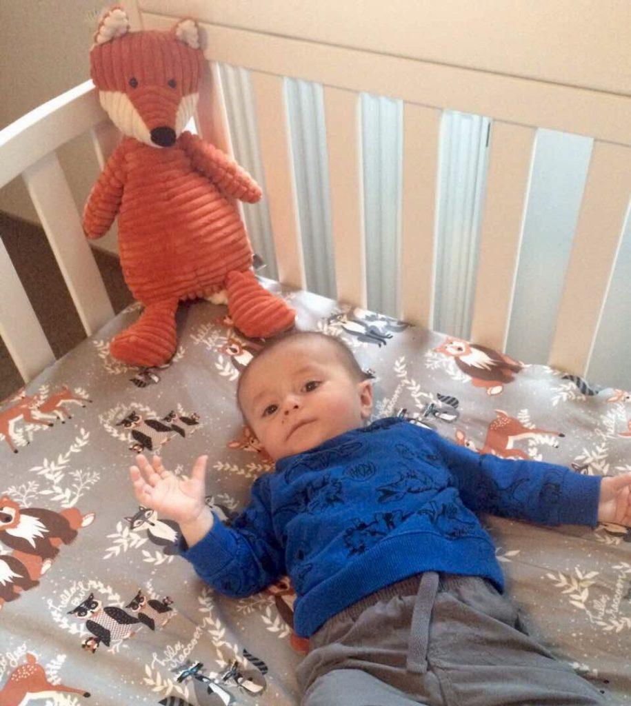 Baby Love Safe Nursery Design!