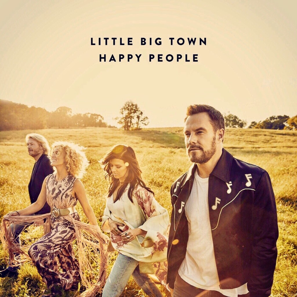 Happy People by Little Big Town.