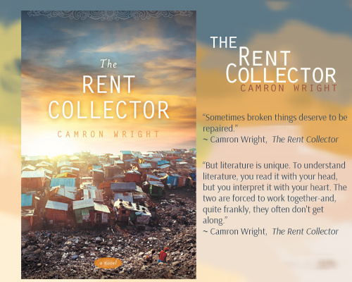 Rent Collector quotes.