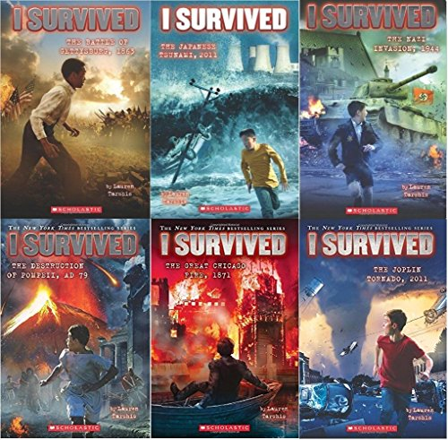 I Survived book series