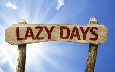 Lazy Hazy Crazy Days of Summer.