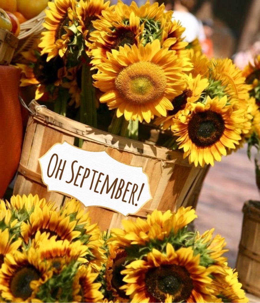 Oh September!