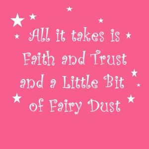 Tinker Belle quote