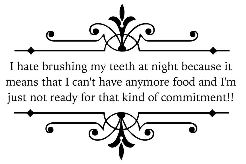 A Little TLC For Your Smile!