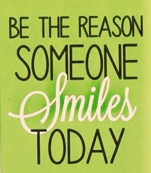 Smile quote.
