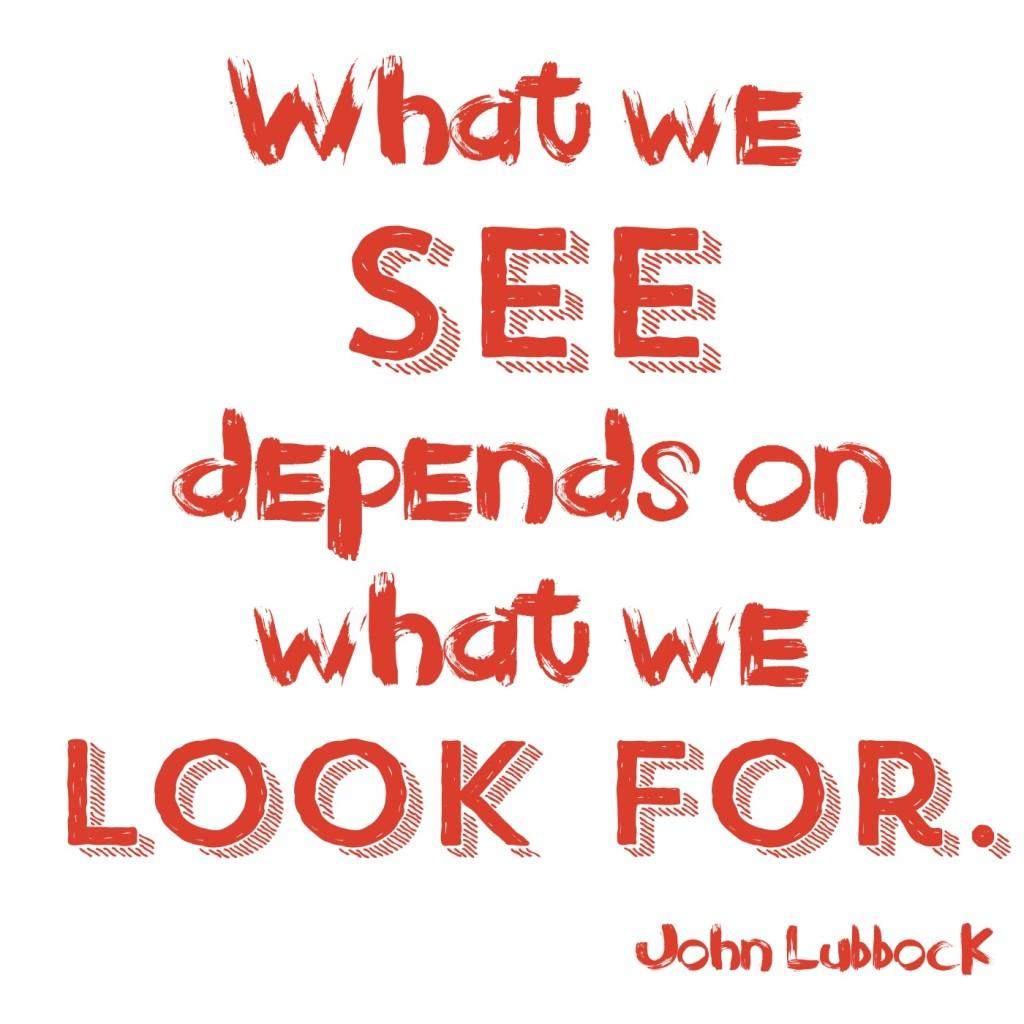 John Lubbock quote.