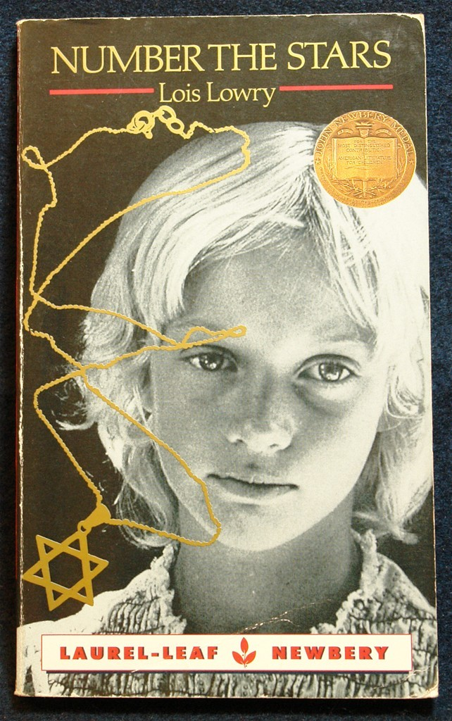 """""""Number The Stars"""" by Lois Lowry"""