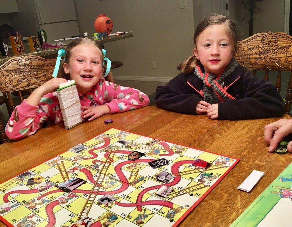 Adaptations of fun board games.