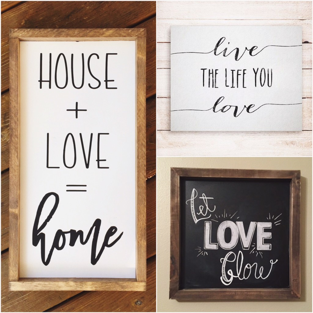 Love At Home! Pictures of love quotes.