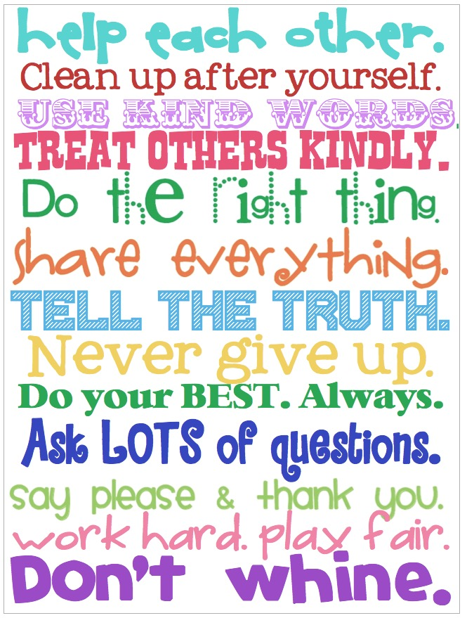 Life Lessons Learned!