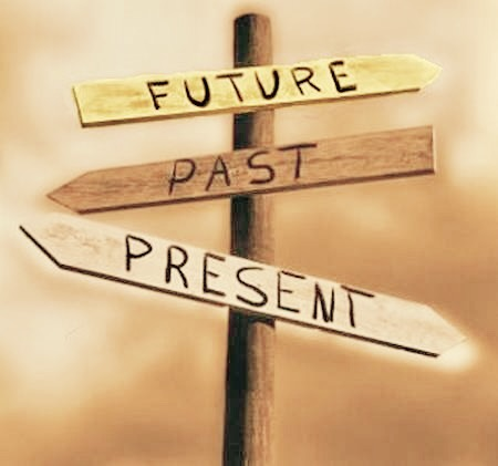 Learn from the past, plan for the future but live for today!