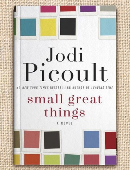 Small Great Things book.