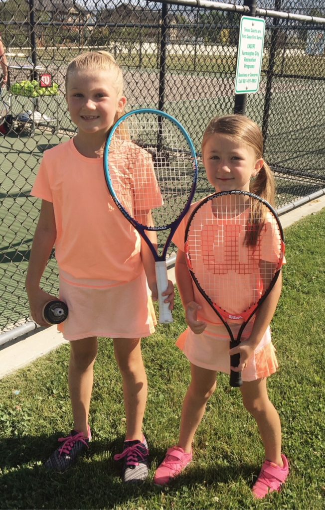 An Ode To Summer! Tennis Lessons!